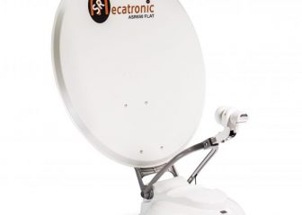 Antenna Satellitare Automatica ASR 650