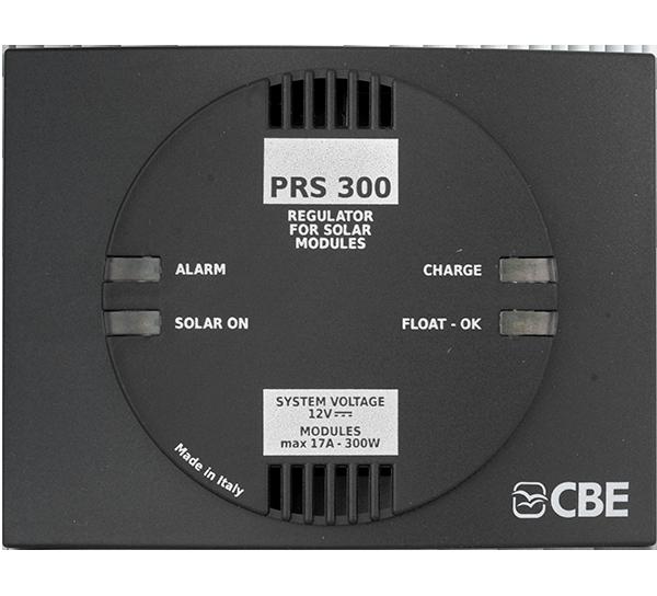 regolatore di carica PRS 300